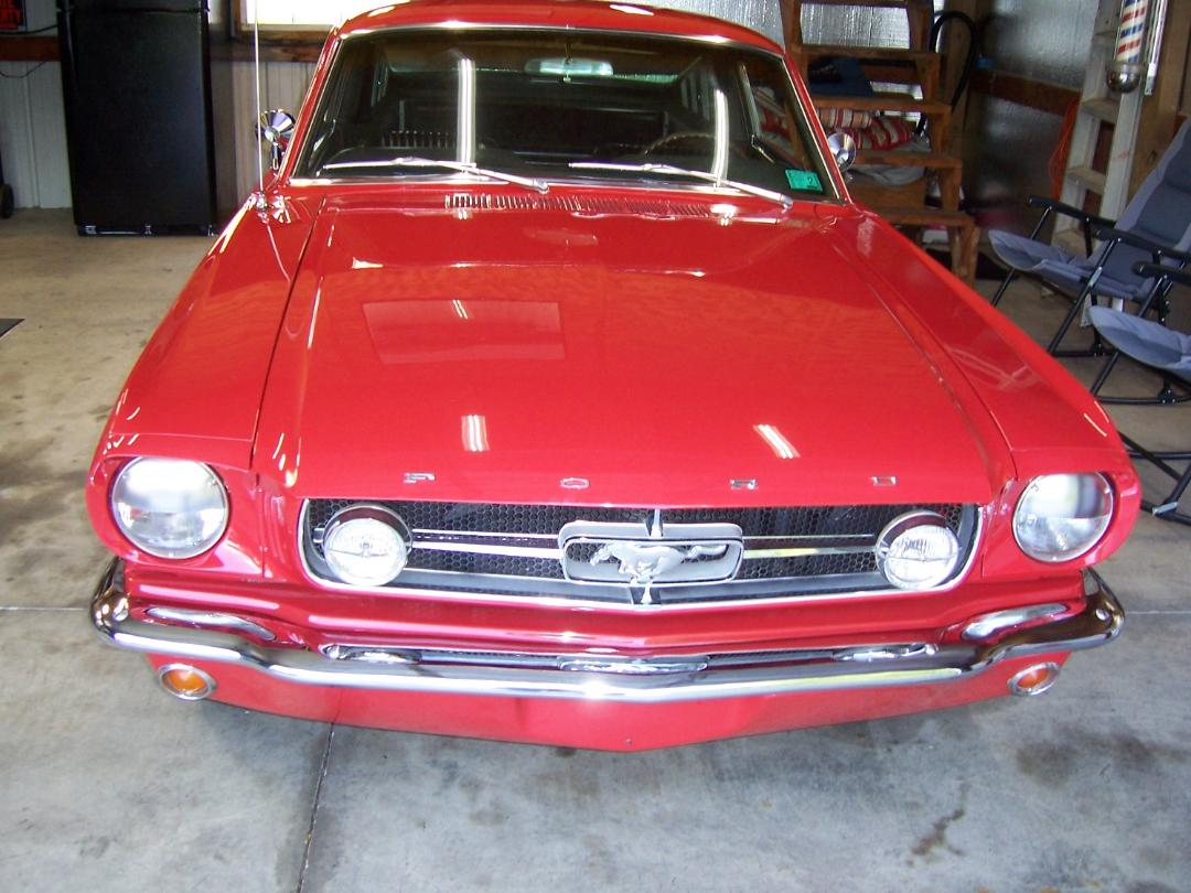 Mustang Fastback 289 ci V8 Code C Automatique 196547 061 €