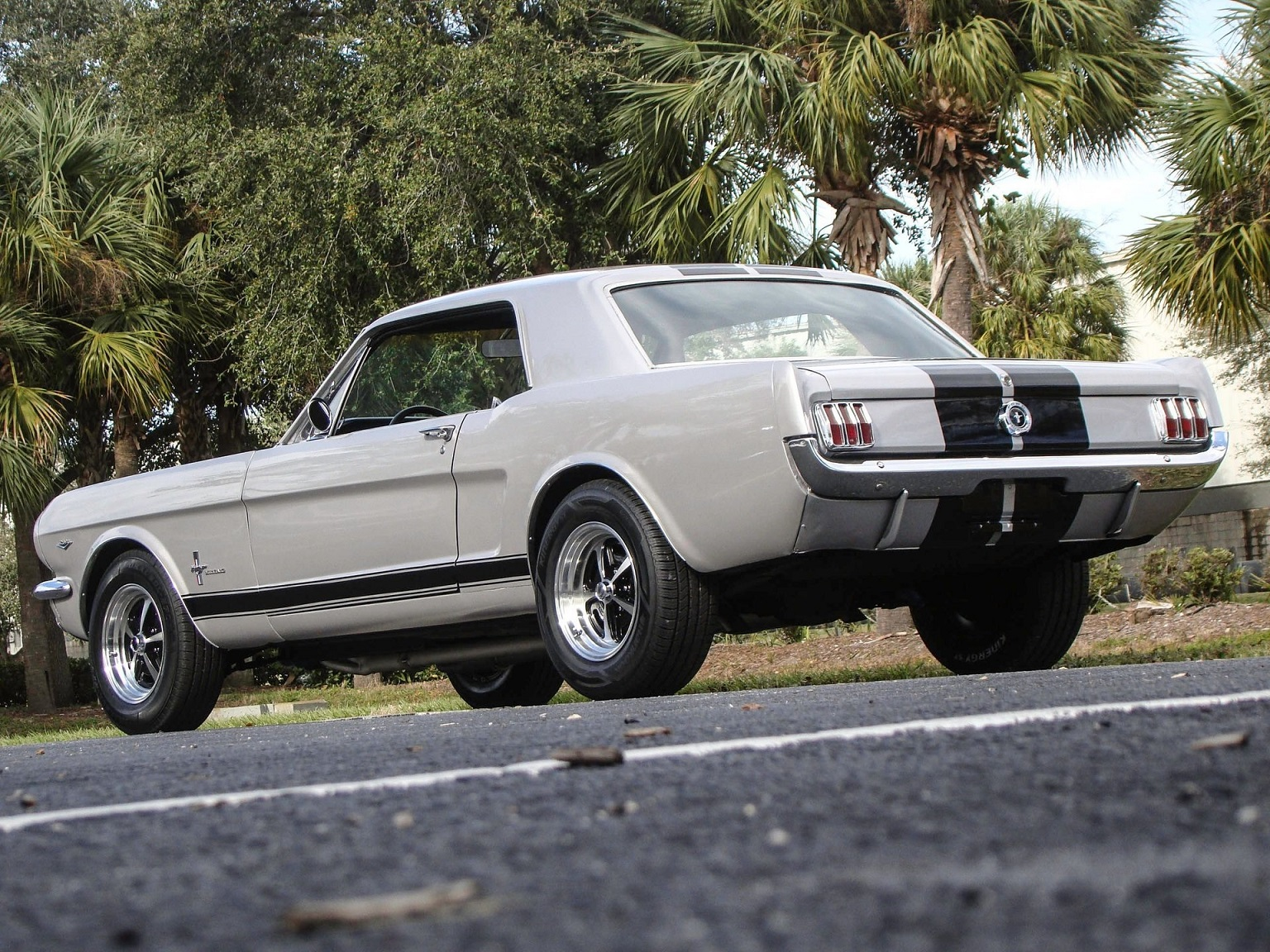 Mustang coupe 289 ci V8 Code C Automatique 196526 356€