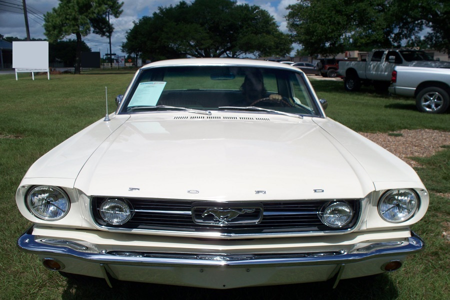 Mustang coupe 289 ci V8 Code C Manuelle 196632 724€