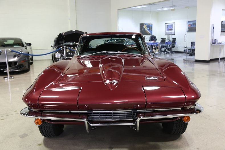 Corvette C2 Stingray 327 ci V8 Manuelle 196666 949€