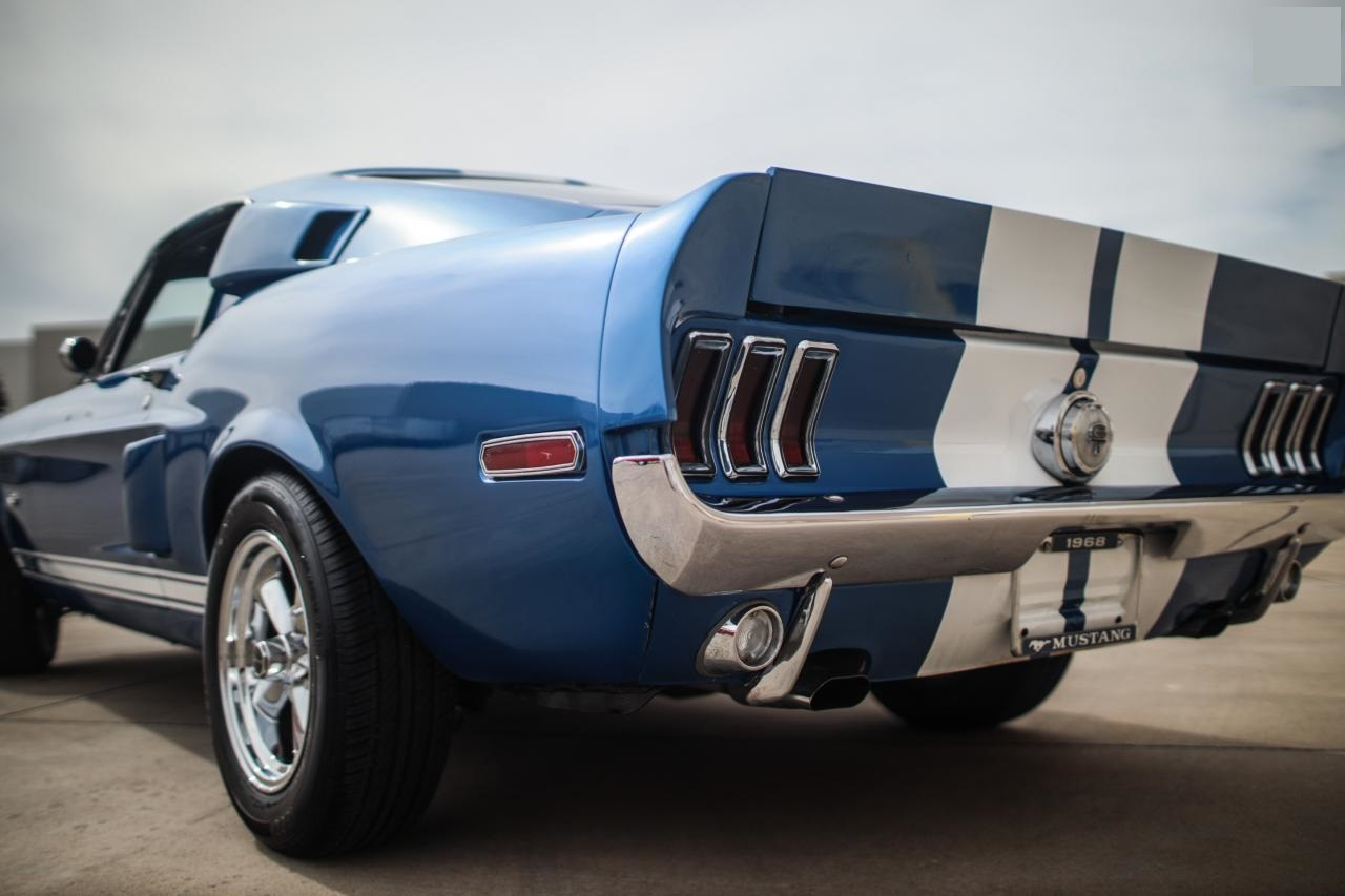 Mustang Fastback 289 ci V8 Automatique 196863 977 €