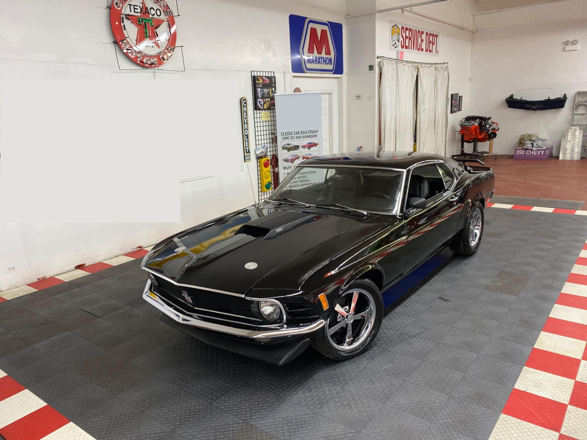 Mustang Mach 1 302ci V8 Automatique 197036 985 €