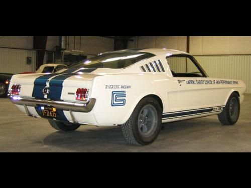 Mustang Fastback Shelby GT350 289 ci V8 Manuelle 19651 281 610 €